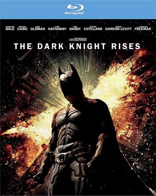 The Dark Knight Rises BR