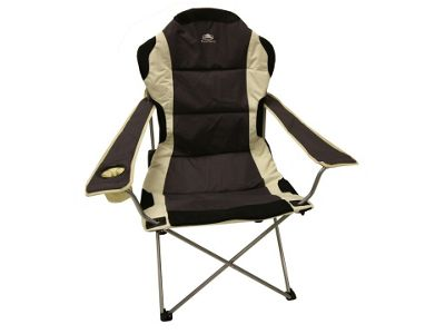Sunnflair Fn8918 Deluxe Extra Large Armchair Espresso