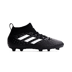 lowest price 78365 1ddb8 adidas Ace 17.3 Primemesh FG Kids Football Boot Chequered Black - UK 11.5