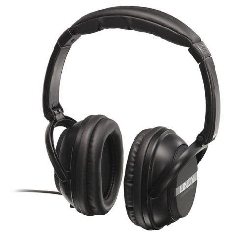 LINDY Active Noise Cancelling Headphones.