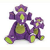 Dinoz Cera Jr Soft Toy by Manhattan Toy 0m+