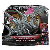 Power Rangers Movie Pteradactyl Battle Zord with Pink Ranger #42564