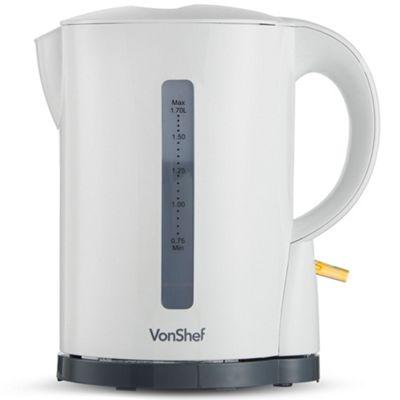 VonShef 1.7L Essentials Kettle
