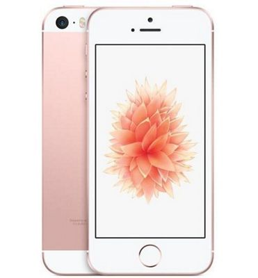 Tesco Mobile iPhone SE 32GB Rose Gold