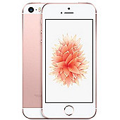 Tesco Mobile iPhone SE 32GB Rose Gold
