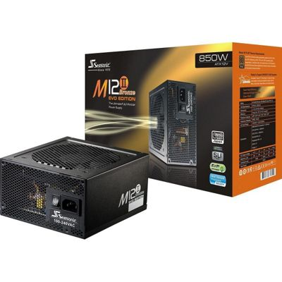 Seasonic M12-II EVO 850W PSU
