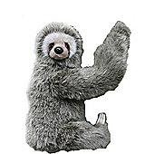 Hansa 34cm 3 Toed Sloth Soft Toy