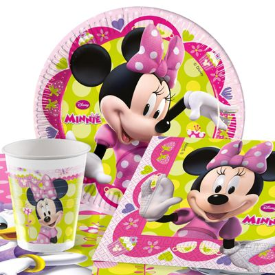 Minnie Bow-Tique Party Pack - Value 8 Pack