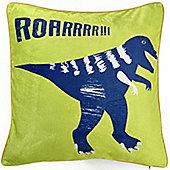 Dinosaur Doodles Cushion