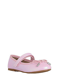 F&F Bow Mary Jane Pumps - Pink