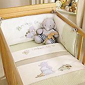 Izziwotnot Humphreys Bedtime Luxury Coverlet Bedding Bale
