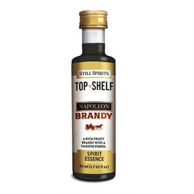 Still Spirits Top Shelf Spirits - Napoleon Brandy Flavour