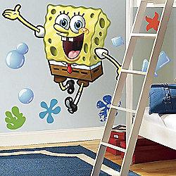Nickleodeon Spongebob Giant Wall Stickers