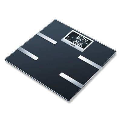 Beurer Connected Diagnostic Scales - Black