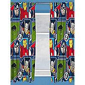"Marvel Avengers Tech Curtains 72"""