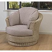 Desser Corsica Swivel Conservatory Chair