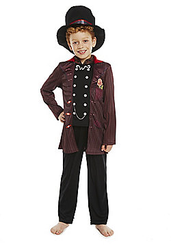 Warner Bros. Charlie and the Chocolate Factory Willy Wonka Dress-Up Costume - Multi