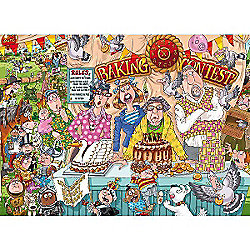 WASGIJ Original 23 - The Bake Off - 1000pc Puzzle