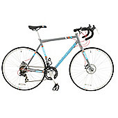 British Eagle Advance 700C 56cm Road Racing Bike Disc Brakes