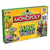 Plants Vs. Zombies Monopoly