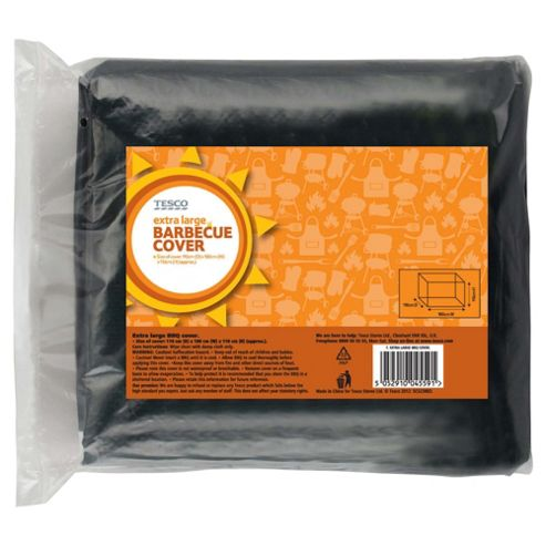 Tesco Extra Large BBQ Cover
