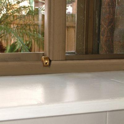 Dreambaby Sliding Window Locks Pack of 2