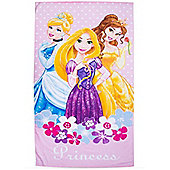 Disney Princess, Fairytale Towel - 100% Cotton