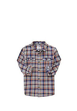 F&F Checked Shirt - Multi
