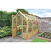 8ft x 6ft Greenhouse - INSTALLED