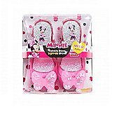 Minnie Twinkle Bows Light-Up Shoes