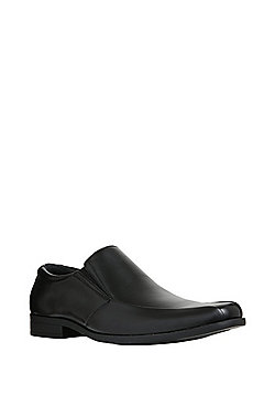F&F Formal Slip-On Shoes - Black