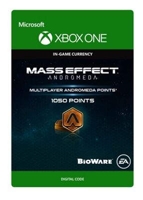 Mass Effect: Andromeda: Andromeda Points Pack 2 (1050 PTS) (Digital Download Code)