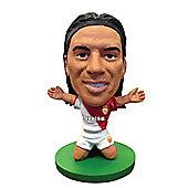 Soccerstarz - Monaco Radamel Falcao Home Kit - Action Figures/Figures