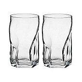 Bormioli Rocco Sorgente Liquer Mini Glasses - 70ml (2.5oz) - Set of 2