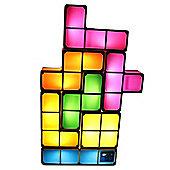 Prezzybox Multi coloured Tetris Light