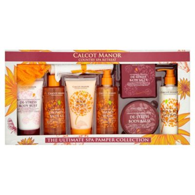 Calcot Manor The Ultimate Spa Pamper Collection