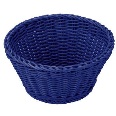 Westmark Saleen 18cm Round Multi Purpose Basket, Blue