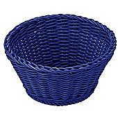Westmark Saleen 18cm Round Multi Purpose Basket, Blue