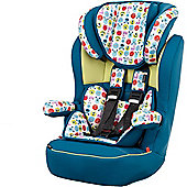 OBaby Disney Group 1-2-3 High Back Booster Car Seat (Monsters Inc)