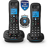 BT 3950 Twin Cordless Home Phone