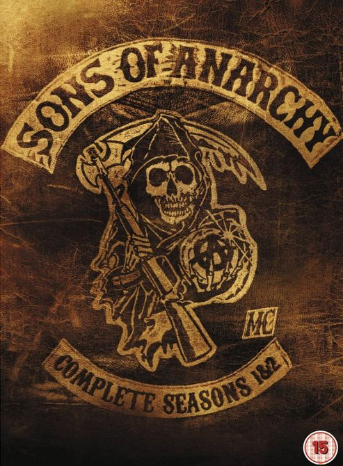 Sons Of Anarchy - Season 1-2 (DVD Boxset)