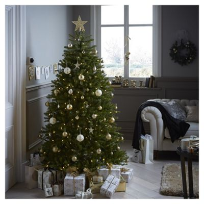 We no longer sell this product. - Buy Winfield Fir 6.5ft Pre-Lit Christmas Tree From Our Christmas