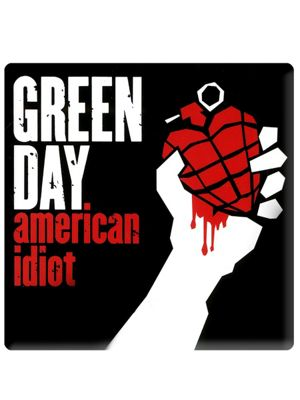 Green Day American Idiot Fridge Magnet