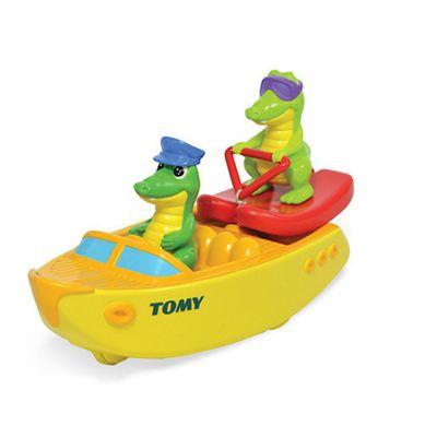 Tomy Ski Boat Crocodile