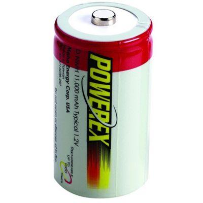 Maha D 11000 mAh Batteries, 2-pack
