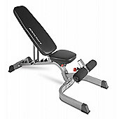 Bodycraft F602 Deluxe Flat, Incline, Decline Bench and Leg Curl/Ext.