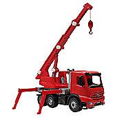 Powerful Giants Fire Crane truck Arocs