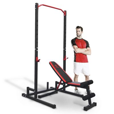 Marcy SM-3283 Classic Power Cage & Weight Bench
