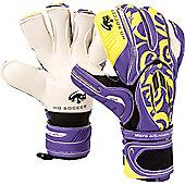 Ho Ghotta Gecko Roll Finger Junior Goalkeeper Gloves - Purple