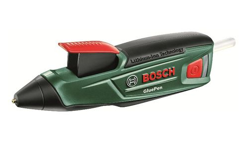Bosch GluePen Cordless Glue Gun with Integrated 3.6 V Lithium-Ion Battery